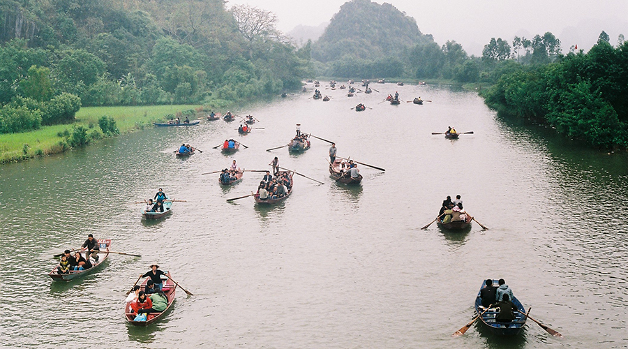 Bai Dinh - Trang An